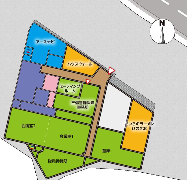 三信警備保障 施設マップ 2018-09-25_r2_c2